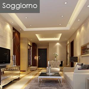 Faretti LED Incasso 3.5W Luci da Incasso Cartongesso Plafoniere LED ...