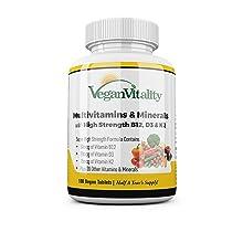 vegan multi d compresse naturale alto dosaggio alimentari per vegani vegavero vegano