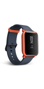 Amazfit Bip Smartwatch by Huami with All-Day Heart Rate and ...