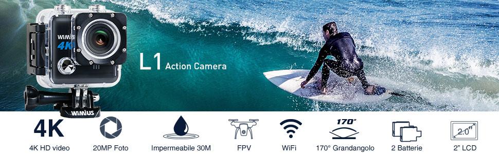 L1 Action Cam