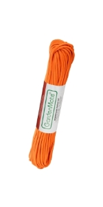 GardenMate Nylon Seil Paracord orange 150x300 v2
