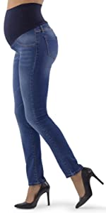 Roama deluxe Jeans Premaman made in italy