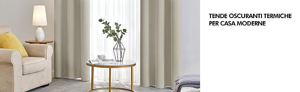 tende termiche isolanti tende salotto tende per porta finestre