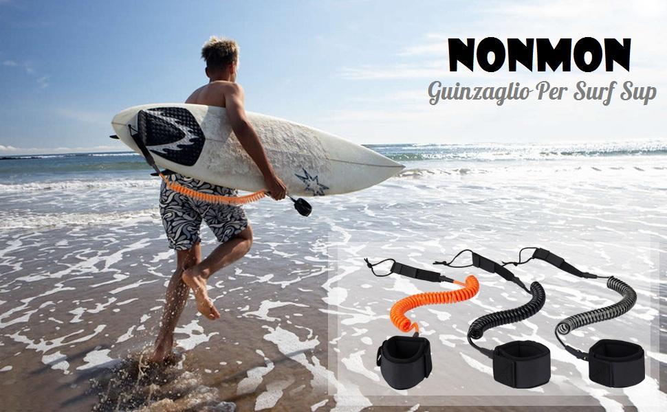 NONMON surfing leash