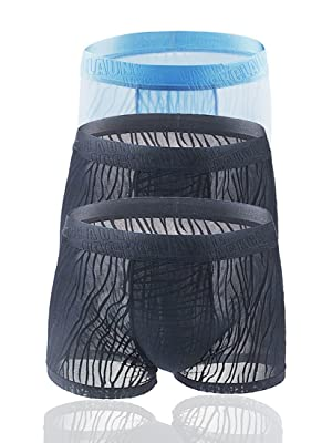 Litthing Boxer da Uomo Mutande Multipack Intimo Uomo Taglio Classico vestibilit/à e Comfort Superiore Cotone Elasticizzato Ultra Morbido