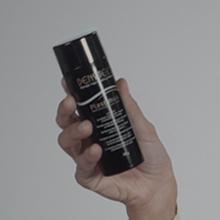calvizie volumizzante caduta capelli volume hair hairstylist polvere agitare separare fibre altre le