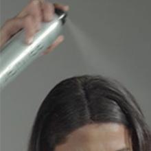 calvizie volumizzante caduta fissare tenuta impeccabile zone polvere diradati fini parrucchier donna