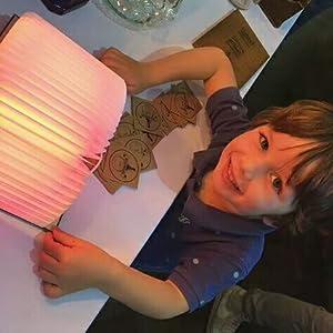 lampada Libro