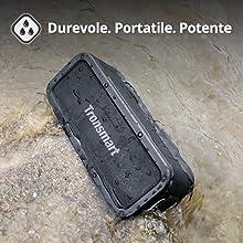 speaker waterproof senza fili