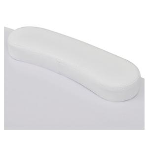 Tavolo Manicure Pieghevole con Rotelle