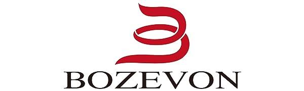 Occhiali Donna Bozevon Retrò Uv400 Ovali Sole Vintage Da edCxBor
