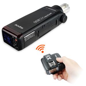Godox AD200 2.4G TTL HSS Wireless Flash