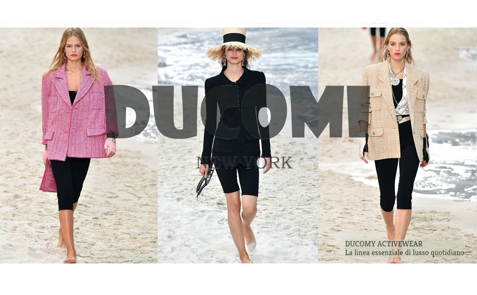 Activewear Leggings Donna Lusso - Vita Alta Snellente e Push Up sui Glutei per Silhouette Slanciata