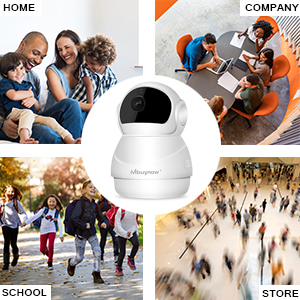 IP Camera 1080P