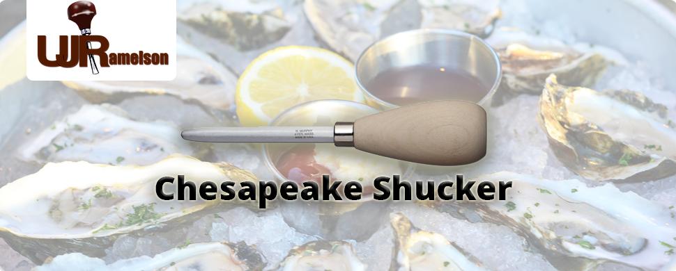 Amazon.com: R Murphy chesapeak Oyster shucker Mariscos Clam ...