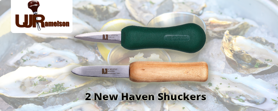 America's Test Kitchen Knives | Amazon Com 2 R Murphy New Haven Oyster Knife Shucker Americas Test
