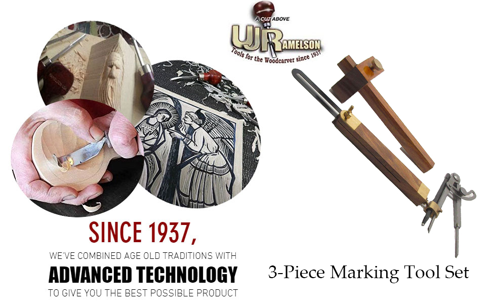best mortise wing compass marking gauge sliding bevel tool set carpenter wood-working professional