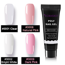 Multiplecolors Poly Nail Gel