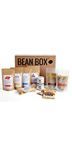 Bean Box Good Morning Coffee Gift Box