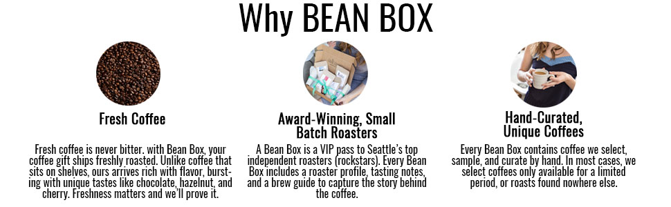 Why Bean Box