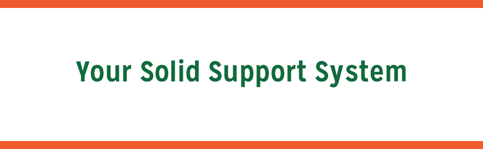 Ellis Manufacturing, your solid support system