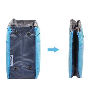 Amazon.com: Vercord Organizador de cartera, bolsa para bolsa ...
