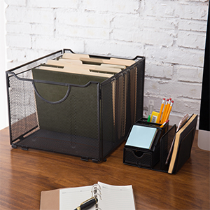 desktop organizers file folder holders
