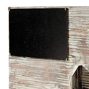 Amazon.com: MyGift - Pinzas para pizarra de pared ...