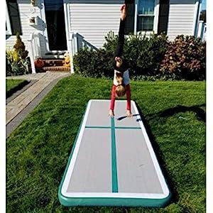 3M 10//20cm 5IN1 Turnmatte  Air Track  Aufblasbare Matte Tumbling  Gymnastikmatte