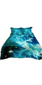 galaxy bedding full