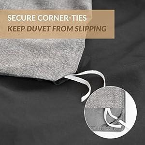 galaxy duvet cover ties