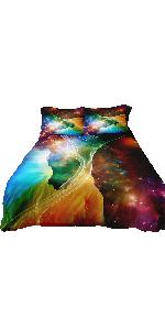 galaxy bedding king