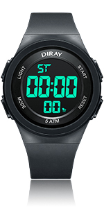 DIRAY digital watches