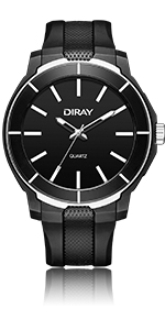 DIRAY quartz watches