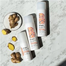 Blossom & Bloom Ginseng Biotin Volumizing Conditioner is 98% naturally derived