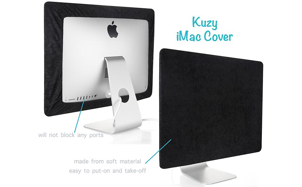 Amazon Com Kuzy Imac Cover 21 Inch Monitor Cover 21