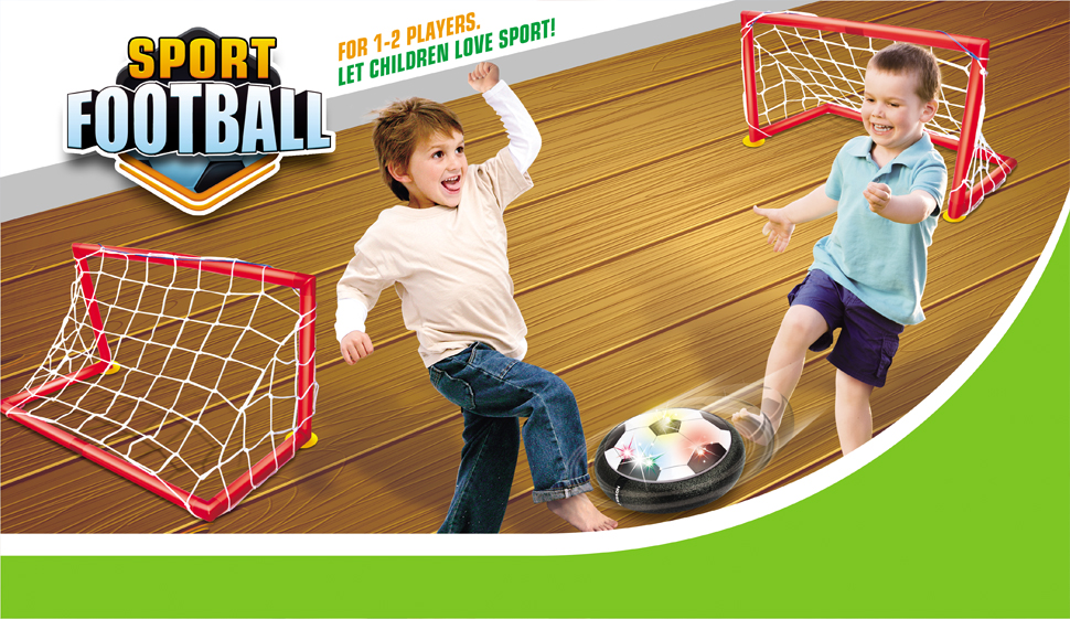 Football Toys For Boys : Amazon kids hover toys soccer goals ball set with gates