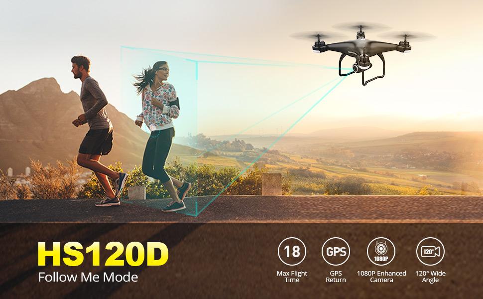 HS120D drone