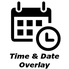 Time and Date Overlay
