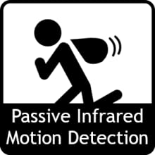 Passive Infrared Motion Detection