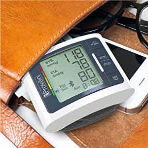 blood pressure cuff wrist