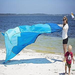 dream blanket sand free amazing bonus waterproof case great family blanket gag gift for adults kids