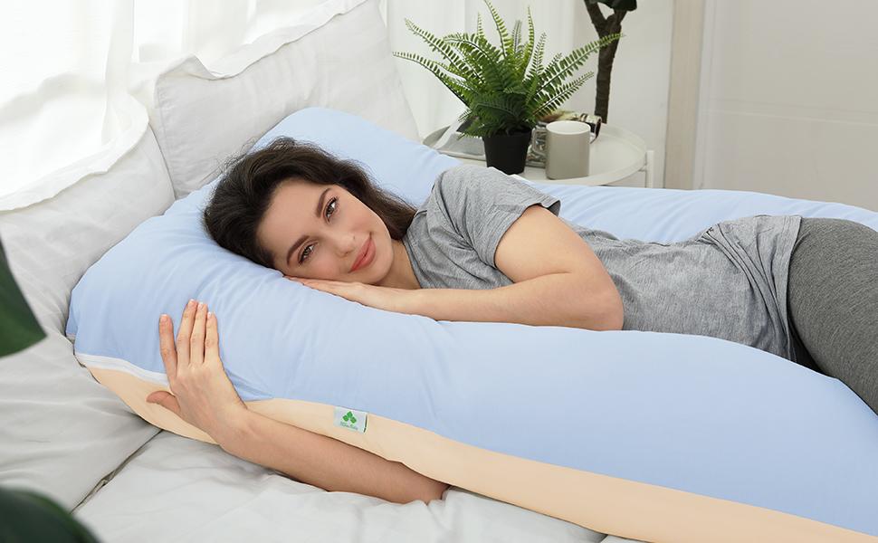 u shape pregnancy pillow