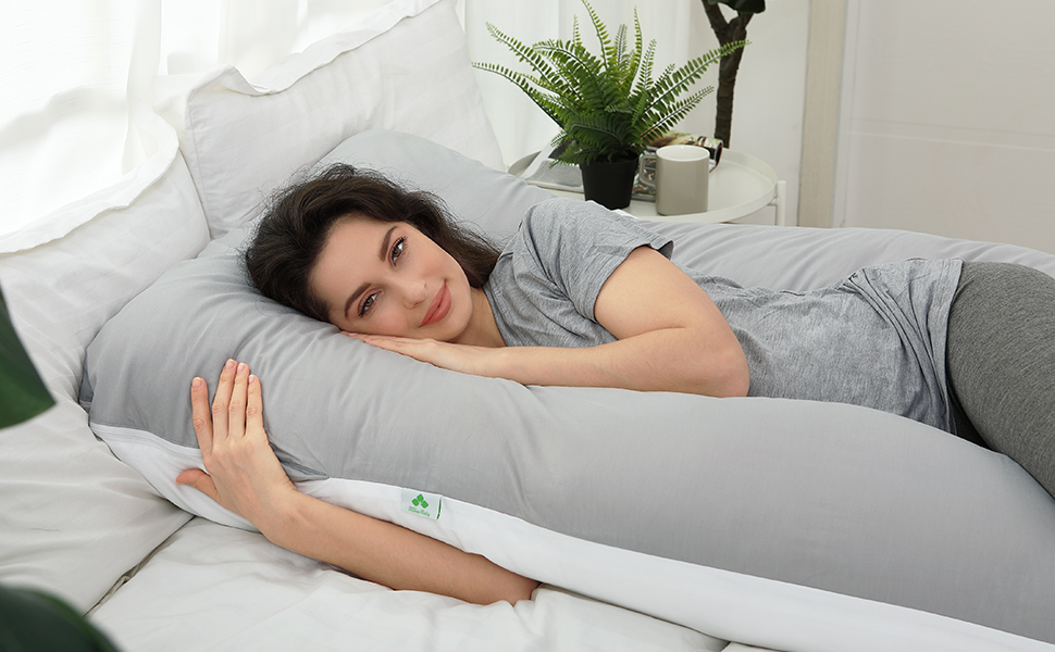 pregnancy pillow for sleeping