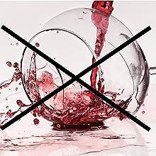 no more wine broken silicone safe wine