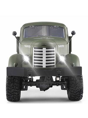 remote control army truck