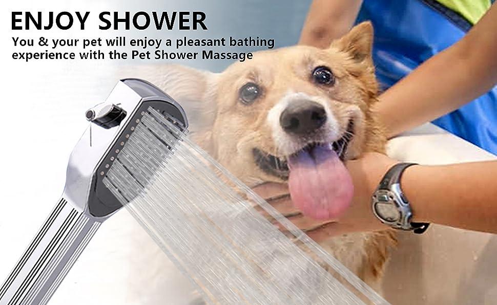 Amazon.com: REEGE Multifunction Dog Bath Sprayer Washing