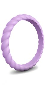 women silicone ring
