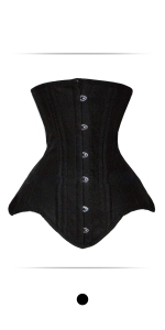 26323b0b02 Brown Steampunk Corset · Sexy Overbust Corset · Ruched Sleeves Overbust ·  Brocade Pattern Corset · Long Line Corset