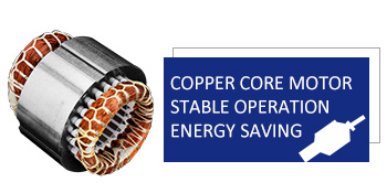 Copper Core Motor
